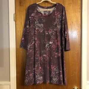 Sonoma Shift Dress Size 2XL